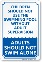 children-not-use-pool-sign-s-8494